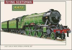 CFS126-Flying Scotsman