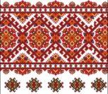 Болгарский народный орнамент схема