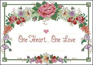 One heart one love