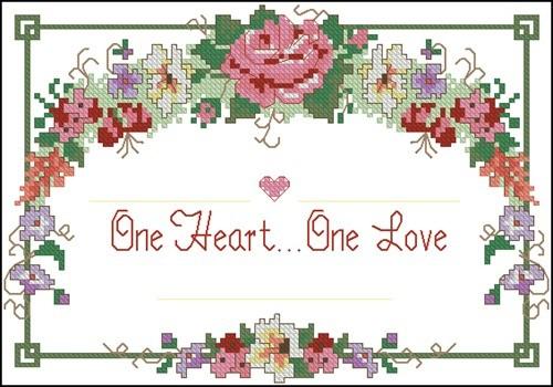 One heart one love