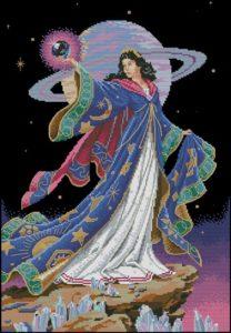 Alluring Sorceress