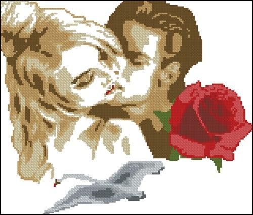 Поцелуй любимого