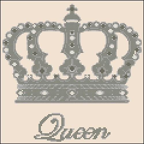 """Корона """"Queen"""""""