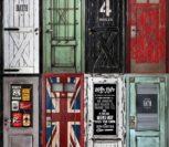 Как декорировать дверь своими руками?