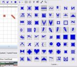 Стежки Pattern Maker: виды и техника выполнения