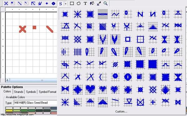 Стежки Pattern Maker