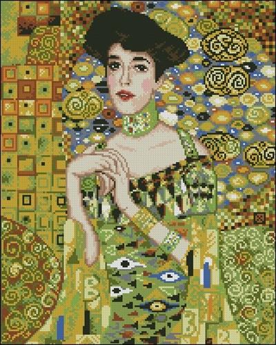 Gustav Klimt - Adele Bloch-Bauer