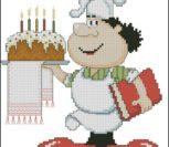 Шеф повар - с днем рождения