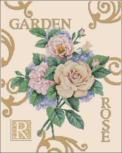 Rose Garden Cuttings