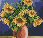 Sunflowers Vase 1