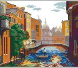 Вышивка крестом Венеция