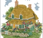 Красивый сказочный домик