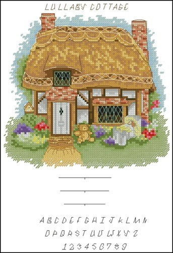 LL17 Lullaby cottage