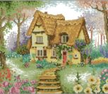 Lilliput Lane - Home is where heart is
