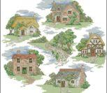 5 красивых домиков
