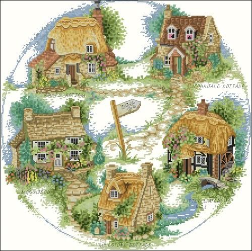 Lilliput Lane Village