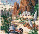 Southwest mesa