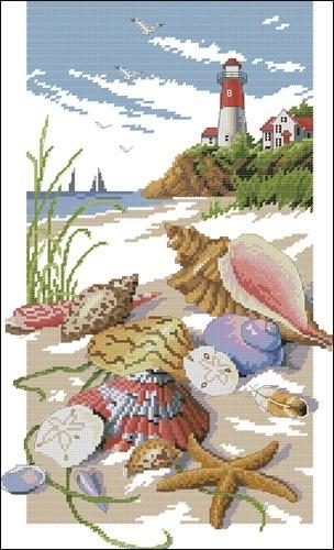 Seaside Treasures (Морские сокровища)
