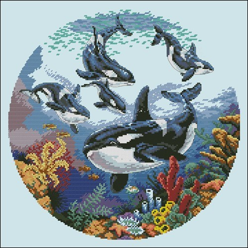 Circle of Whales
