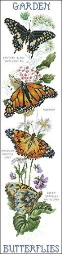4 garden butterflies