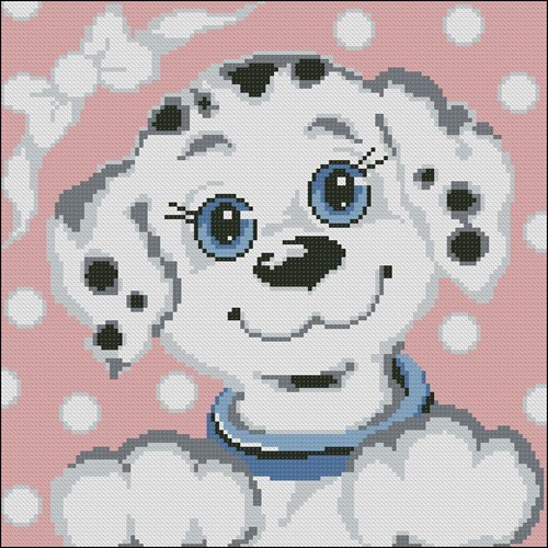 Далматинец щенок