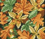 Autumn Leaves Cushion Front
