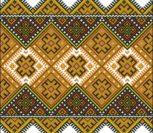 Литовский национальный орнамент