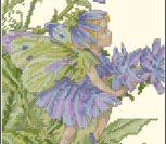 Феечка в цветах