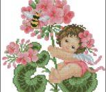 """EMS  """"Geranium Fairy"""""""