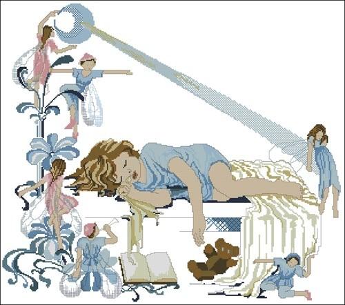 Сладкий сон ребенка