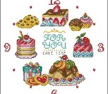 Cake Time Clock