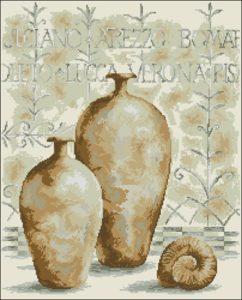Античные мотивы с кувшинами