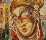 Венецианская маска 3