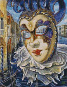 Венецианская маска 4