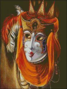 Венецианская маска 6