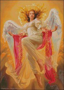 Ангел зари