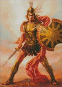 Римский гладиатор