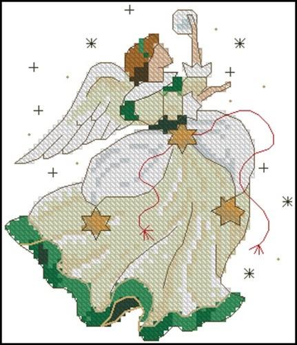 Ангел и снег