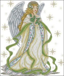 Ангел Зимы