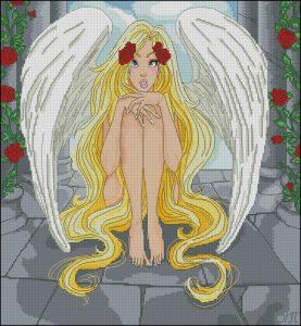 Девочка ангел