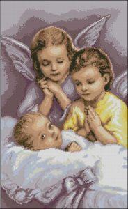 Ангелы у колыбели
