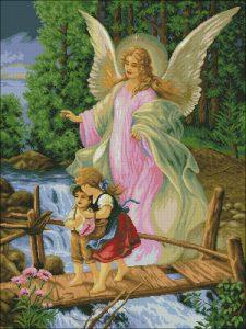 Ангел і діти