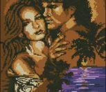 Романтика мужчина и женщина