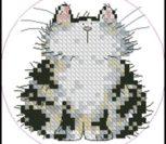 Котик в круге