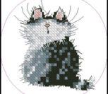 Котик в круге 3