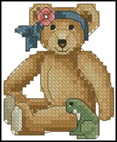 Dimensions 00290 - A bear's world