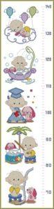 Babies Hight Chart