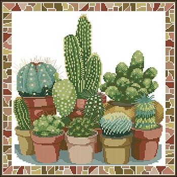 бесплатные схемы вышивки растений