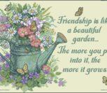 Friendship Grows