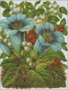 Голубые колокольчики